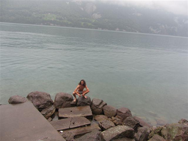 brasilianisch Tour/In der Schweiz