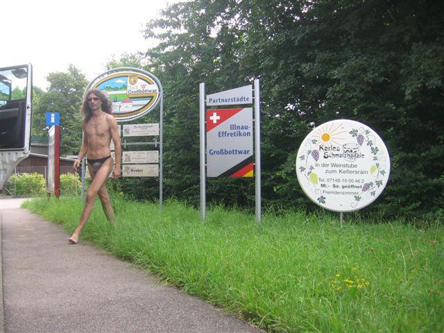 Slip Tour/In der Schweiz