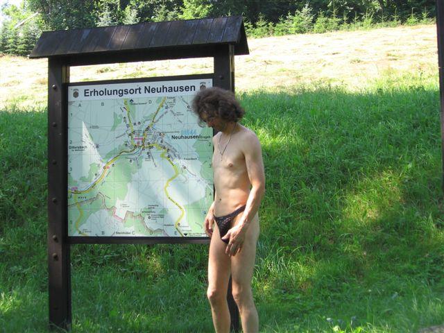 knappes Stoffdreieck Tour/Neuhausen