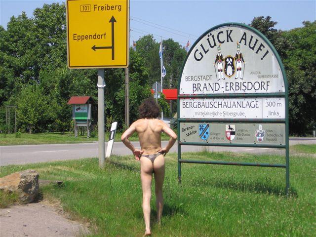 Microbikinis Tour/Sachsen Brand erb