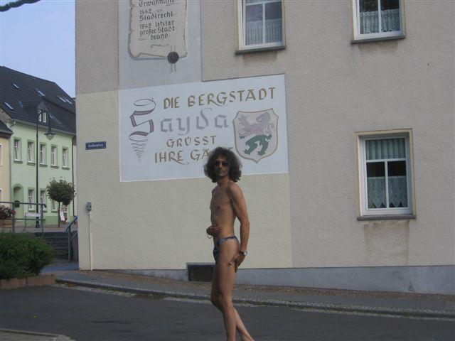 bikinimode Tour/Sachsen Sayda