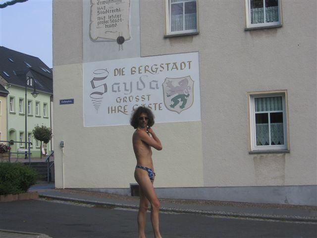 stuffing Tour/Sachsen Sayda