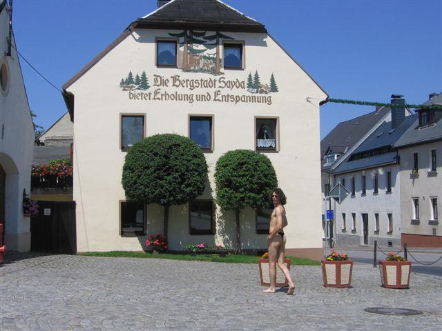 sexy page Tour/Sachsen Sayda