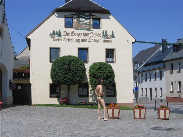 bikini models Tour/Sachsen Sayda