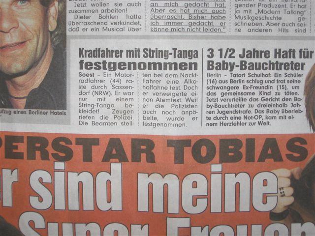 Tanga Tour/Sassendorf