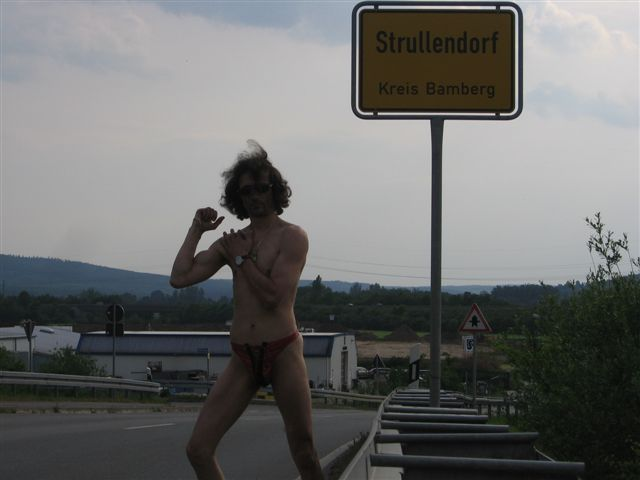 Urlaub Tour/Strullendorf