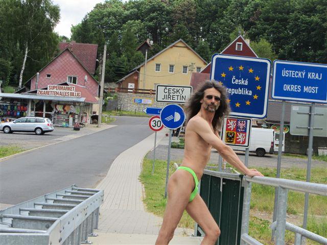 bikinimode Tour/Tschechei Ceska