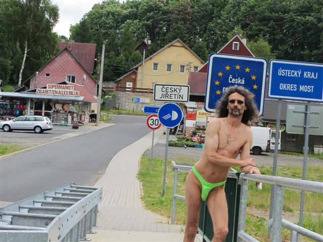 panties Tour/Tschechei Ceska