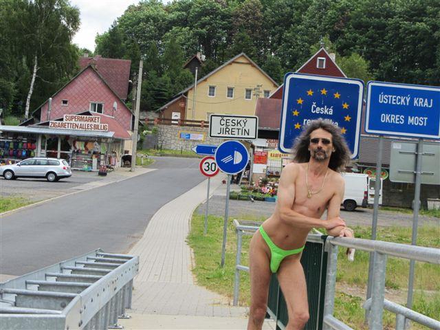 bikini models Tour/Tschechei Ceska
