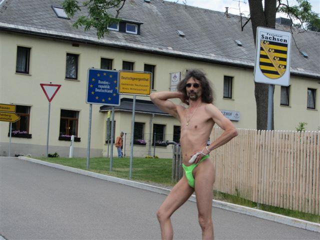Dessous Tour/Tschechei Ceska