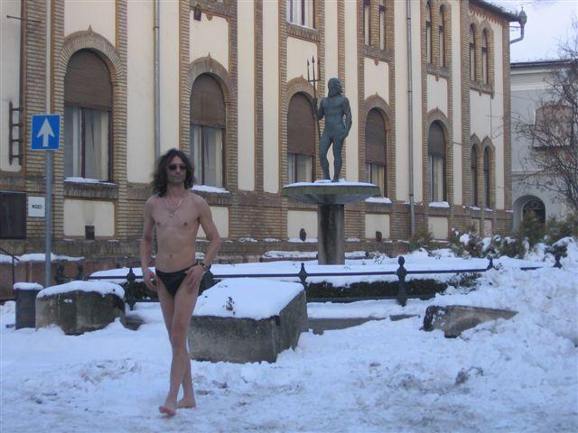 thong bikini Tour/Ungarn