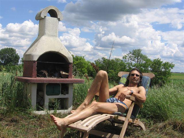 badestring Tour/Ungarn