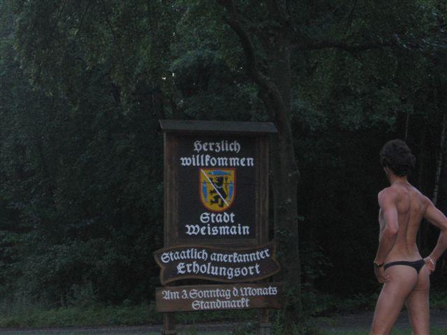 panties Tour/Weismain