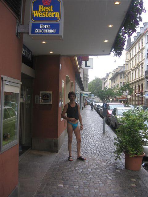 Badi Tour/Zuerich