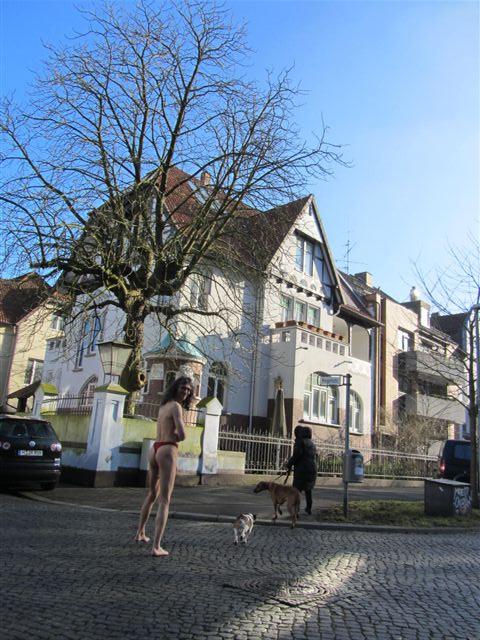 panties Tour/hannover